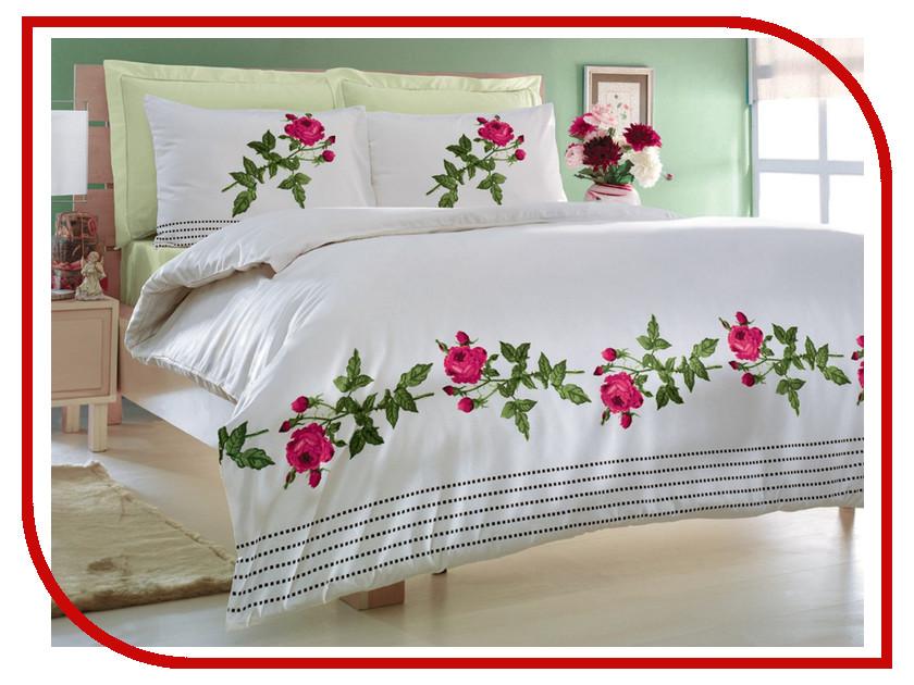 Постельное белье Tet-A-Tet Элейн Т-0043-01 Комплект 2 спальный Сатин постельное белье tet a tet аврора т 2105 01 комплект 1 5 спальный сатин
