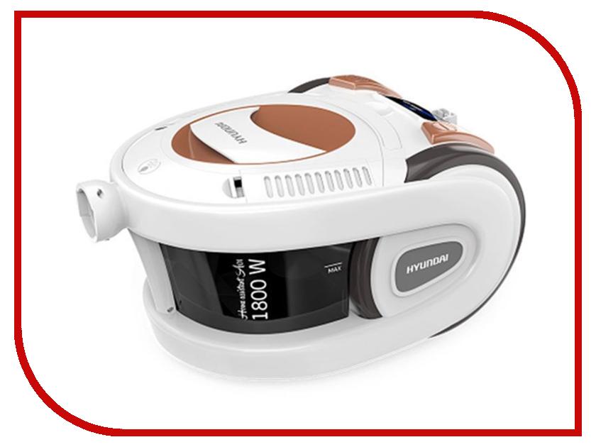 Пылесос Hyundai H-VCA01 White Beige диски helo he844 chrome plated r20