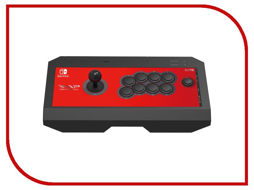 Аркадный контроллер Hori Pro.V Hayabusa для Nintendo Switch NSW-006U контроллер для ps4