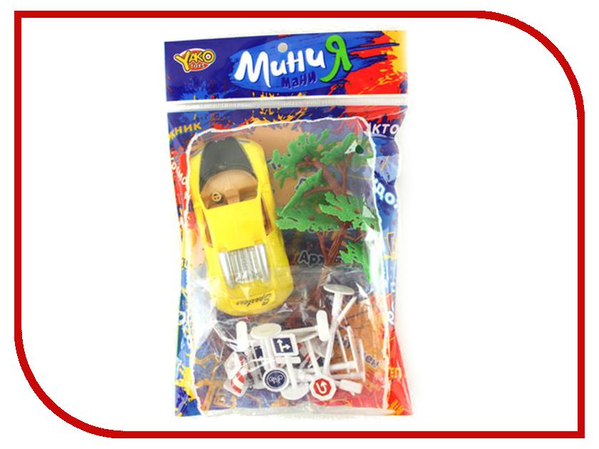 Игрушка Yako M6208 кукла yako m6579 6