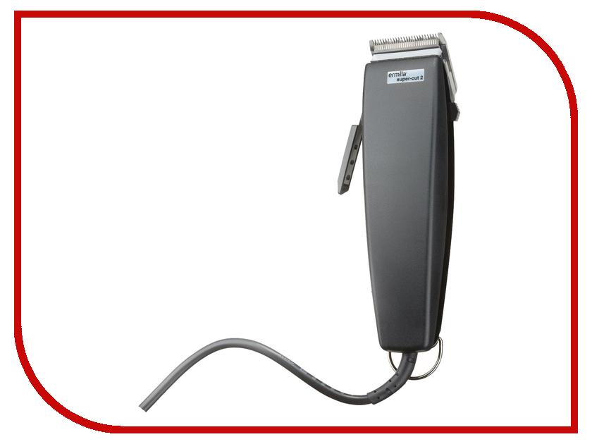 Машинка для стрижки волос Ermila 1230-0040 Super Cut Black 1more super bass headphones black and red