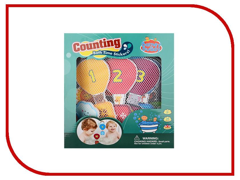 игрушка Barney&Buddy Учимся считать BB010 учимся считать повторяем цифры считаем и сравниваем раскраска