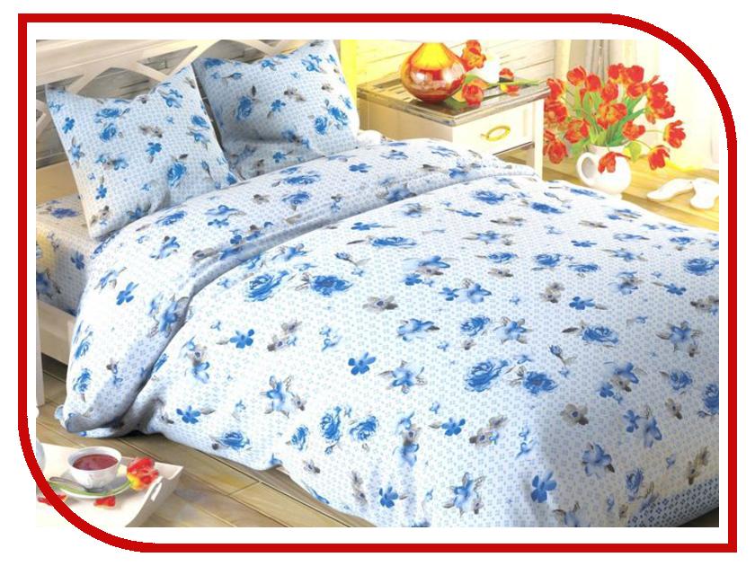 Постельное белье Этель Традиция Комплект 2 спальный Поплин 1504633