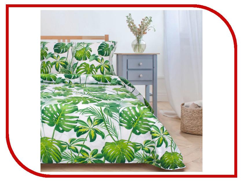 Постельное белье Этель Монстера Комплект 2 спальный Поплин 1534706