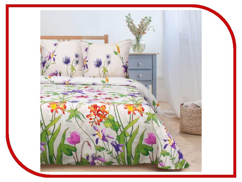 Постельное белье Этель Летний луг Комплект 2 спальный Поплин 1504622