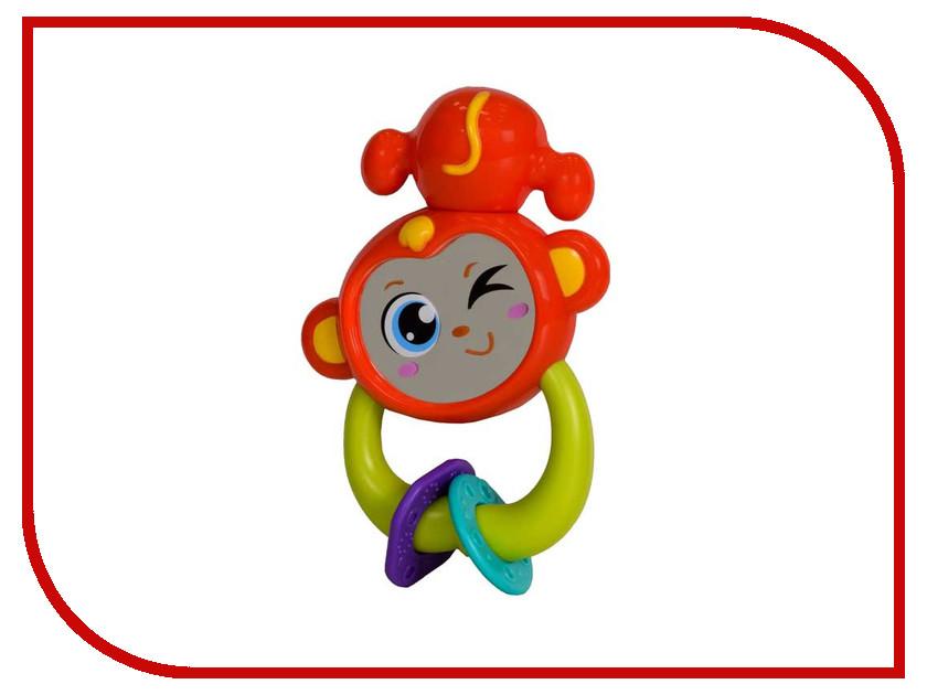 Игрушка Baby Care Обезьянка Погремушка BC1019