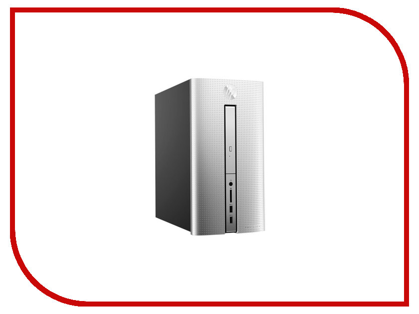 Настольный компьютер HP Pavilion 570-p007ur 1ZP83EA (Intel Core i5-7400 3.0 GHz/4096Mb/1000Gb/DVD-RW/AMD Radeon R5 435 2048Mb/Wi-Fi/Bluetooth/Windows 10 64-bit) настольный компьютер hp pavilion 570 p006ur 1zp82ea intel core i3 7100 3 9 ghz 4096mb 1000gb dvd rw intel hd graphics wi fi bluetooth windows 10 64 bit