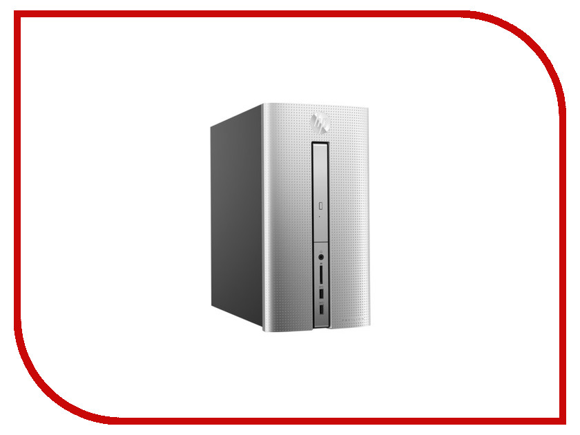 Настольный компьютер HP Pavilion 570-p005ur 1ZP81EA (Intel Core i3-7100 3.9 GHz/4096Mb/1000Gb/DVD-RW/AMD Radeon R5 435 2048Mb/Wi-Fi/Bluetooth/Windows 10 64-bit) настольный компьютер hp pavilion 570 p006ur 1zp82ea intel core i3 7100 3 9 ghz 4096mb 1000gb dvd rw intel hd graphics wi fi bluetooth windows 10 64 bit