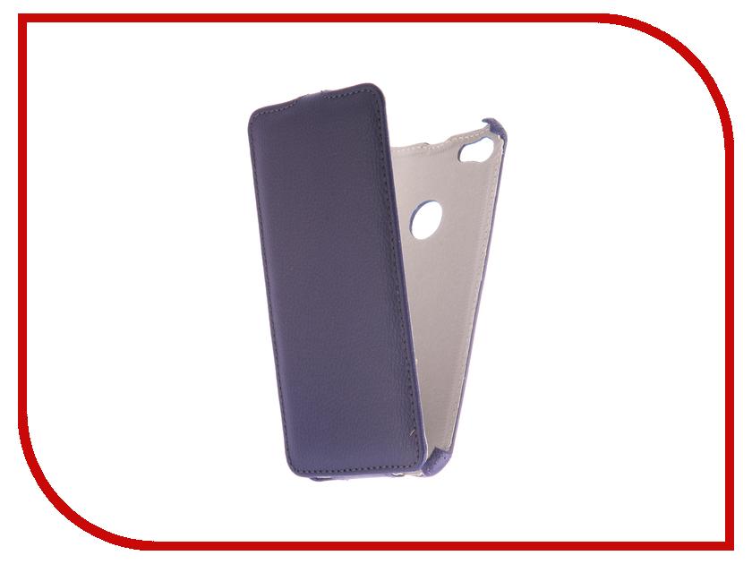 Аксессуар Чехол Xiaomi Redmi Note 5A Zibelino Classico Dark Blue ZCL-XIA-NOT5A-DBLU аксессуар чехол xiaomi redmi pro zibelino classico black zcl xia pro blk