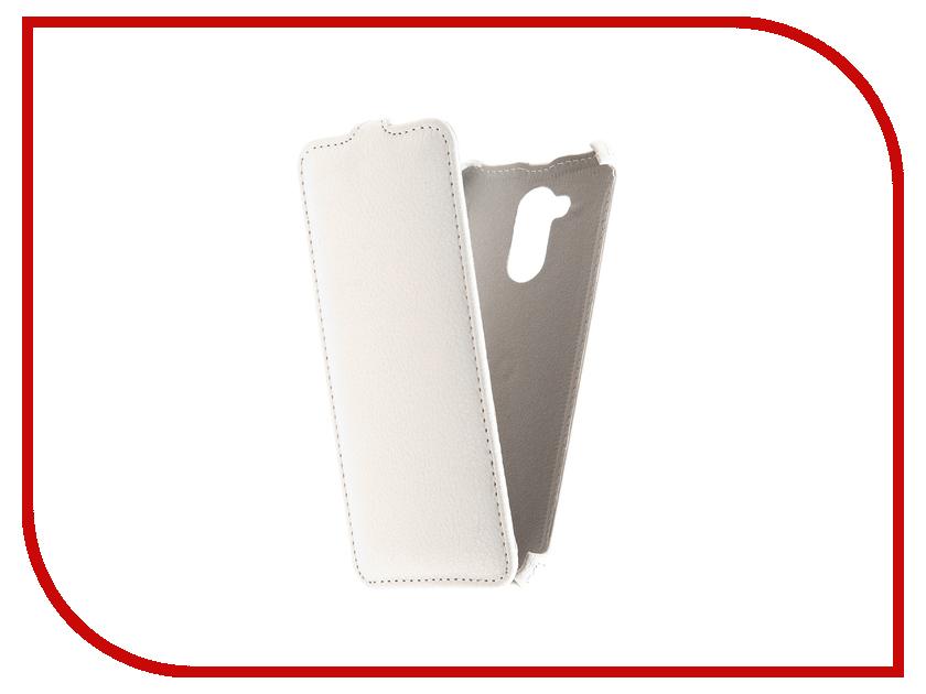 Аксессуар Чехол Huawei Honor 6A Zibelino Classico White ZCL-HUA-HON-6A-WHT аксессуар чехол lenovo k10 vibe c2 k10a40 zibelino classico black zcl len k10a40 blk