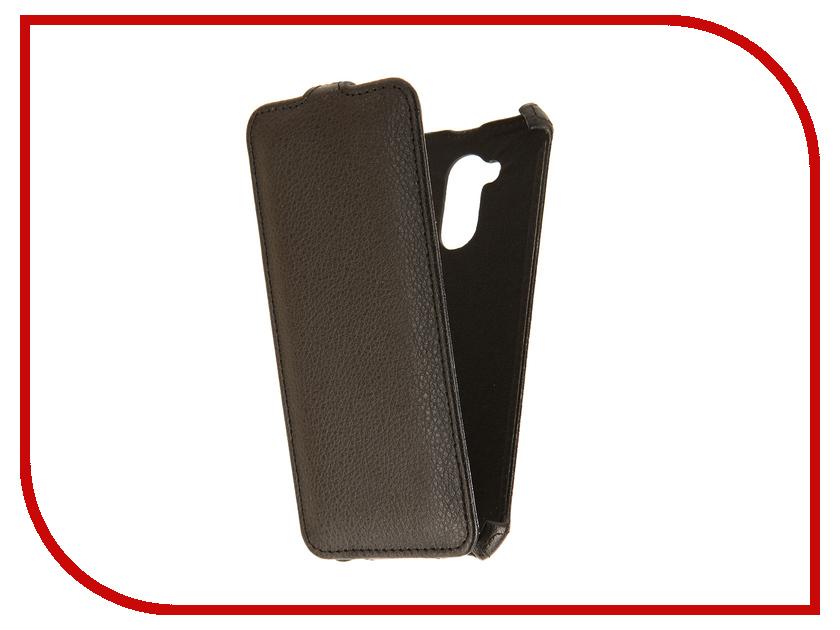 Аксессуар Чехол Huawei Honor 6A Zibelino Classico Black ZCL-HUA-HON-6A-BLK аксессуар чехол huawei nova 2 zibelino cover back elegant black zcbe hua nov2 blk