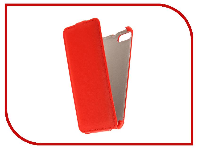 Аксессуар Чехол для ASUS ZenFone 4 Max ZC554KL Zibelino Classico Red ZCL-ASU-ZC554KL-RED комплект из 5 пар коротких носков из хлопка