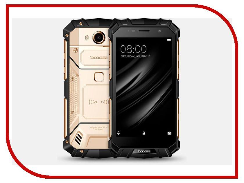 Сотовый телефон DOOGEE S60 Gold doogee protective pu leather case for doogee dg800 white