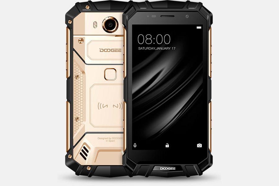 Сотовый телефон Doogee S60 Gold