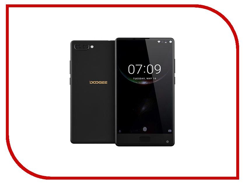 Сотовый телефон DOOGEE Mix 4Gb RAM 64Gb Black сотовый телефон doogee x6s white