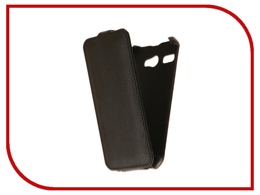 Аксессуар Чехол Micromax Q346 Bolt Zibelino Classico Black ZCL-MCR-Q346-BLK аксессуар чехол alcatel one touch 5010d pixi 4 zibelino classico black zcl alc 5010d blk