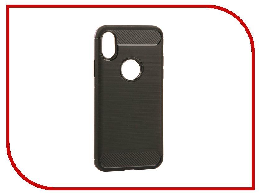 Аксессуар Чехол Zibelino Cover Back Elegant для APPLE iPhone X Black ZCBE-APL-X-BLK автоакустика pioneer ts g170c