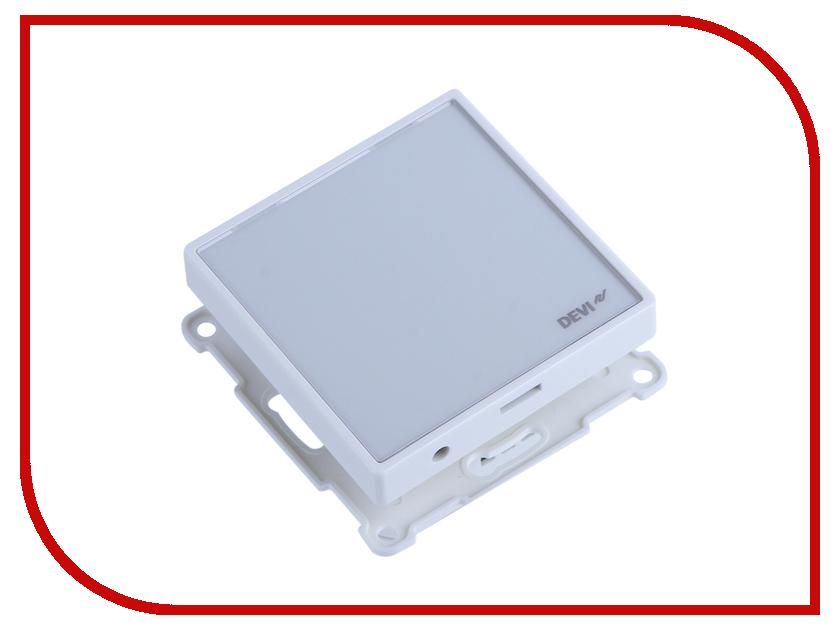 Терморегулятор DEVI DEVIreg Smart Pure White 140F1141 140f1142 devireg smart интеллектуальный с wi fi бежевый 16 а