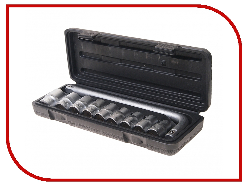 Набор инструмента Эврика ER-TK4010 ключ эврика er 50120e pro