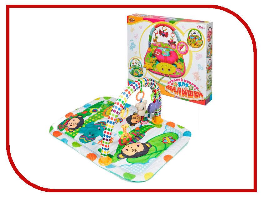 Развивающий коврик Yako Обезьянки M6464S серьги веселые обезьянки
