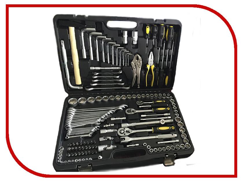 Набор инструмента Эврика ER-TK142 ключ эврика er 50120e pro