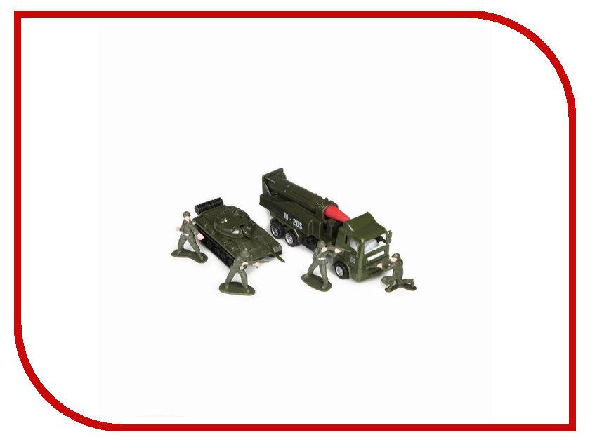Игра Yako Игровой набор Армия M6217 yako игровой набор гараж 4 уровня y3941870