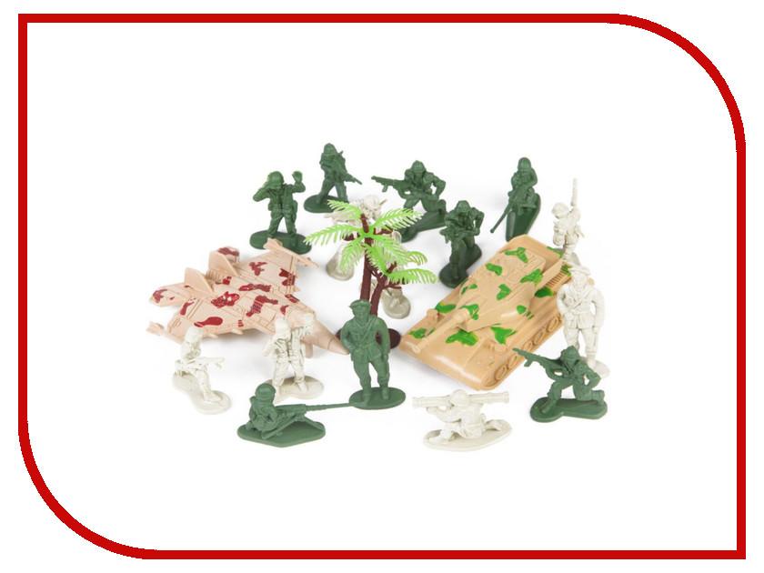 Игра Yako Набор солдатиков Армия M6133 игра yako дворцовая кухня y9749025