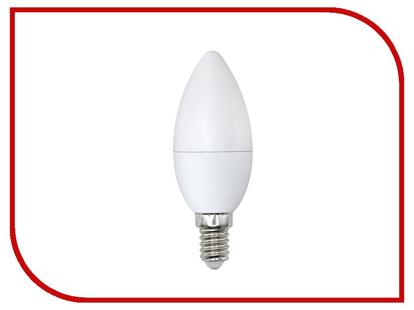 Лампочка Uniel LED-C37-6W/WW/E14/FR/MB PLM11WH лампочка uniel il f25 cl 15 e14 01854