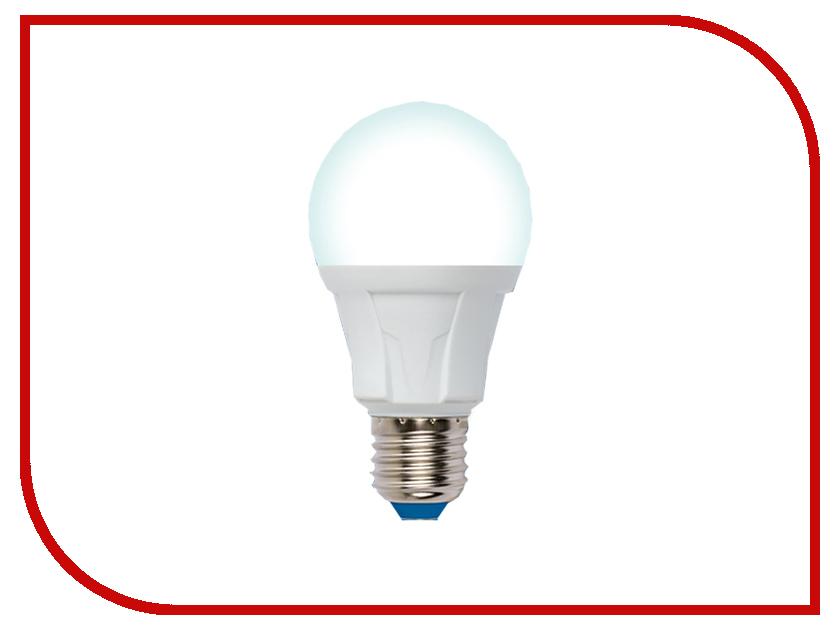 Лампочка Uniel LED-A60-10W/DW/E27/FR PLP01WH