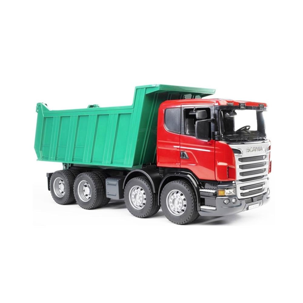 Игрушка Bruder Scania Самосвал 03-550