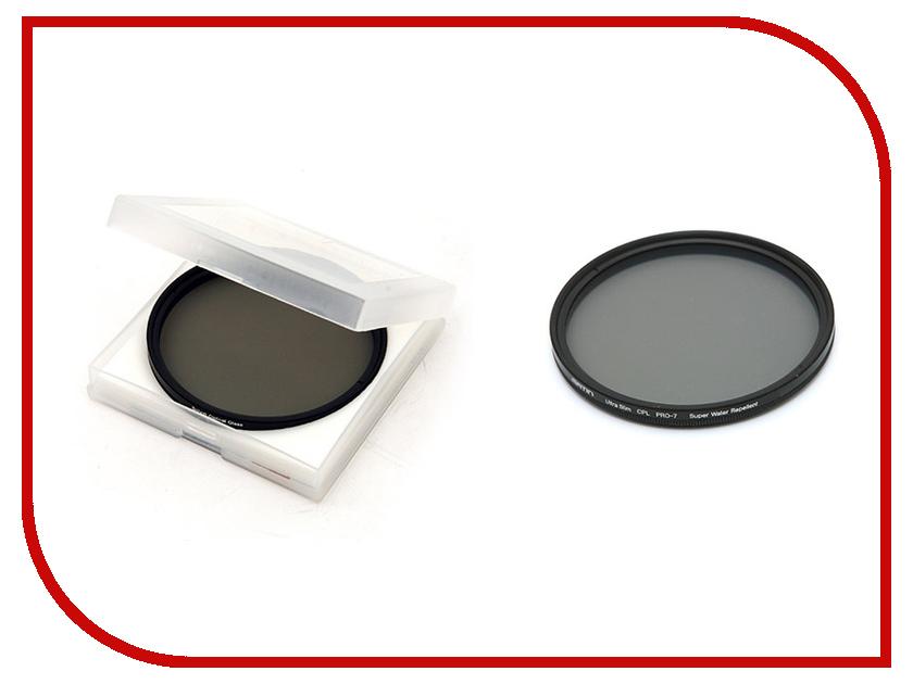 Светофильтр Matin Ultra Slim CPL PRO-7 58mm M-0042