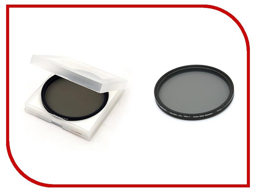 Светофильтр Matin Ultra Slim CPL PRO-7 77mm M-0046
