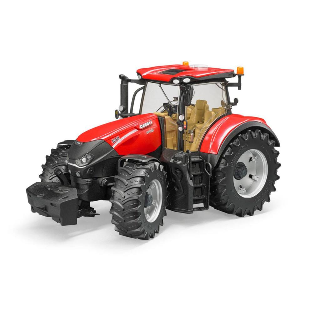 лучшая цена Игрушка Bruder Case IH Optum 300 CVX Трактор 03-190