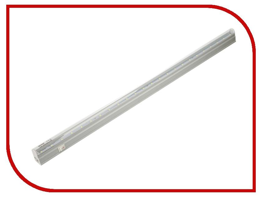 Светодиодный фитосветильник Uniel ULI-P10-18W/SPFR IP40 Silver светодиодный фитосветильник uniel uli p10 10w spfr ip40 white ul 00001261