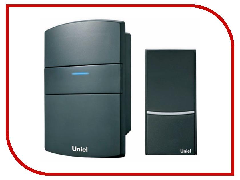 все цены на Звонок дверной Uniel UDB-001W-R1T1-32S-100M-BL онлайн