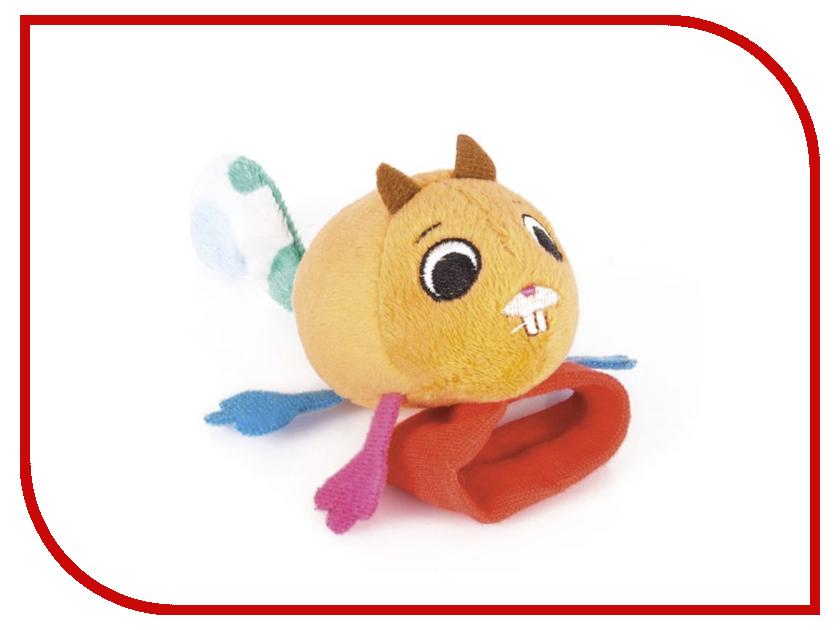 Погремушка Happy Snail Бельчонок Хруми 14HSB02HR golden snail 72v60v