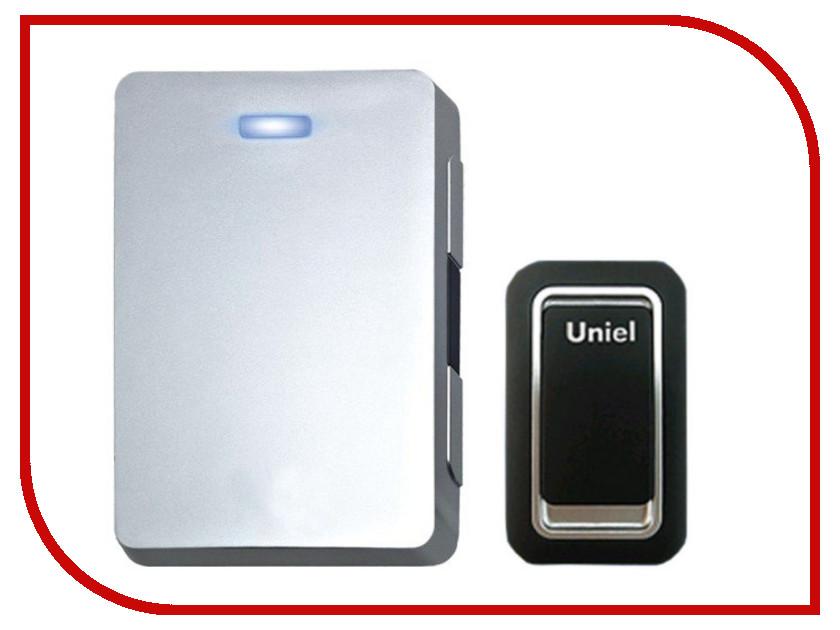 Звонок дверной Uniel UDB-023E-R1T1-32S-WH звонок беспроводной 08318 uniel udb 011w r1t1 32s 150m wm