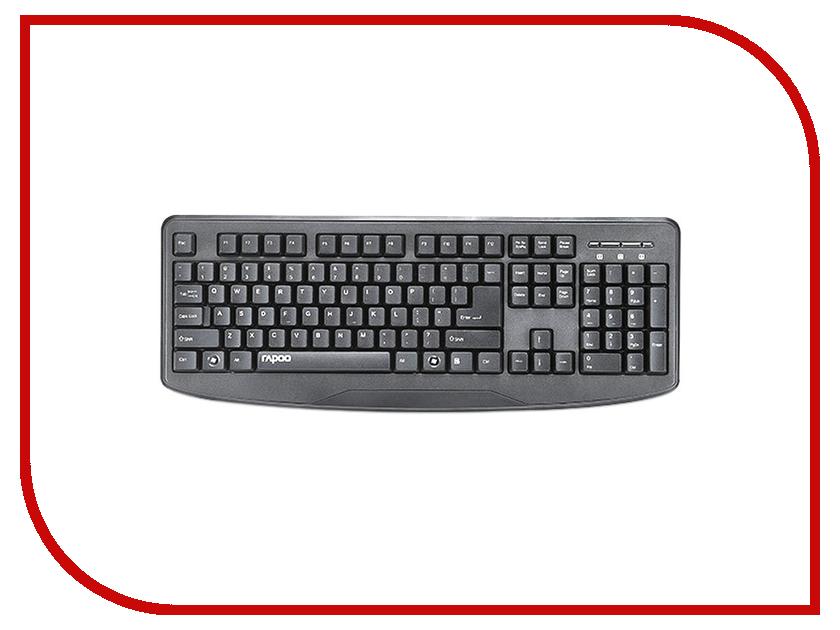 Клавиатура Rapoo NK2500 Black USB