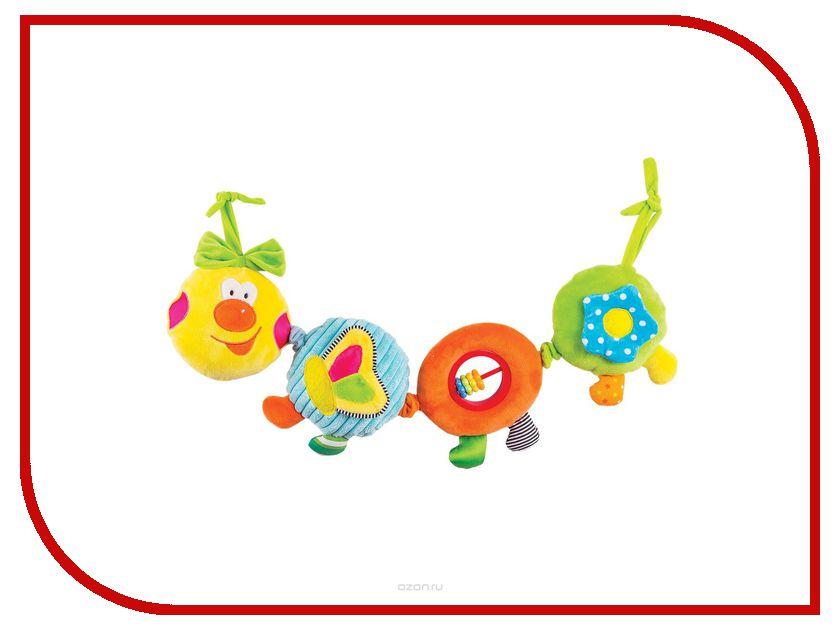 Игрушка Happy Snail Игрушка-подвес Весёлая гусеница Камилла 14HS003PG радиоуправляемая игрушка happy cow i spy tank rfp 0007 01 r12575