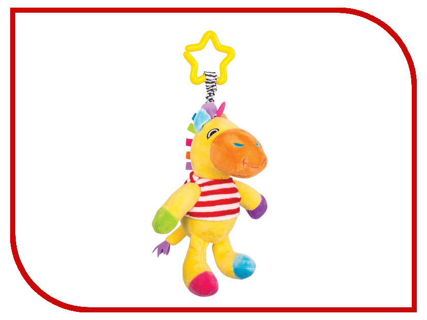 Игрушка Happy Snail Игрушка-подвес Жираф Спот 14HS012PGR радиоуправляемая игрушка happy cow i spy tank rfp 0007 01 r12575