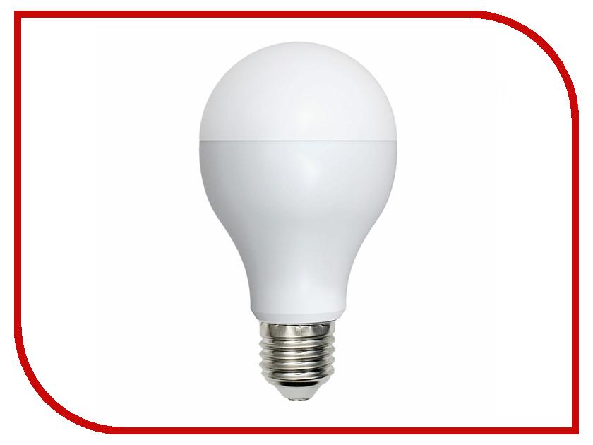 Лампочка Volpe Optima LED-A65-15W/NW/E27/FR/O UL-00000186 набор из 10 светодиодных лампочек e27 белый свет 11 вт volpe