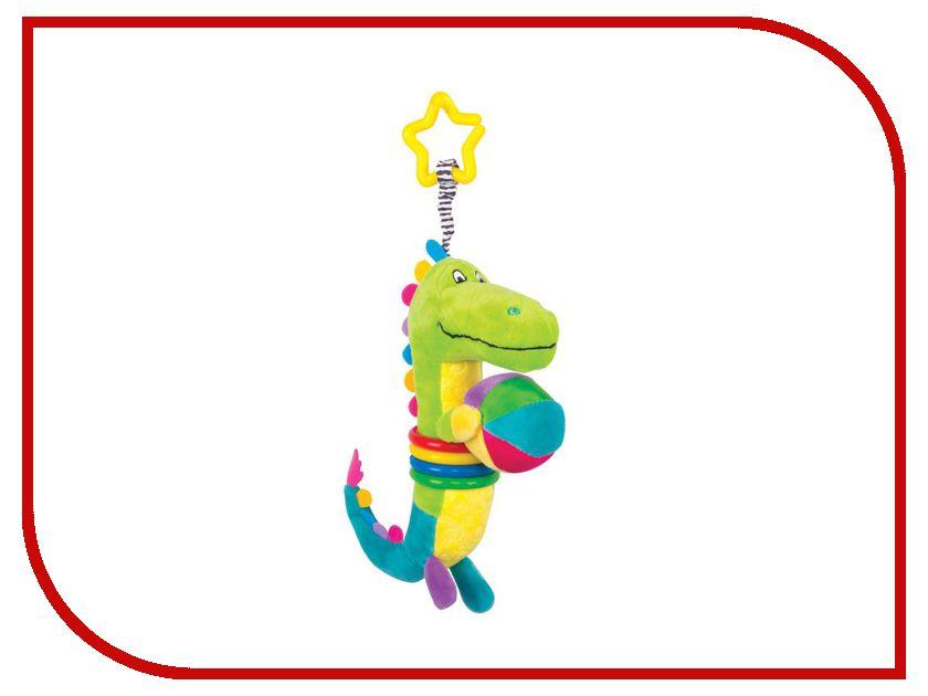 Игрушка Happy Snail Игрушка-подвес Крокодил Кроко 14HS014PKR golden snail 72v60v