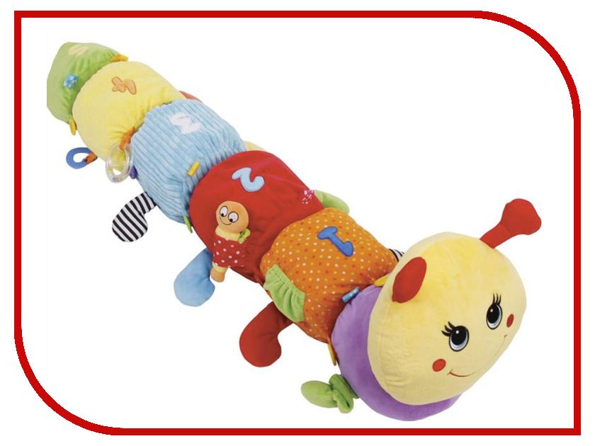 игрушка Happy Snail Развивающая игрушка Гусеница Мари 14HS09IG радиоуправляемая игрушка happy cow i spy tank rfp 0007 01 r12575