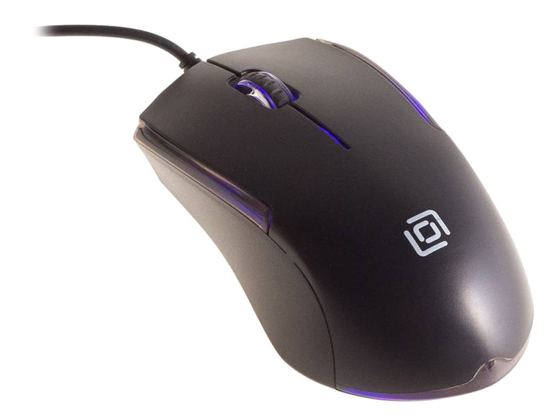 Мышь Oklick 245M Black USB