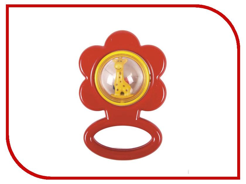 Погремушка Happy Snail Цветок 17HSP04
