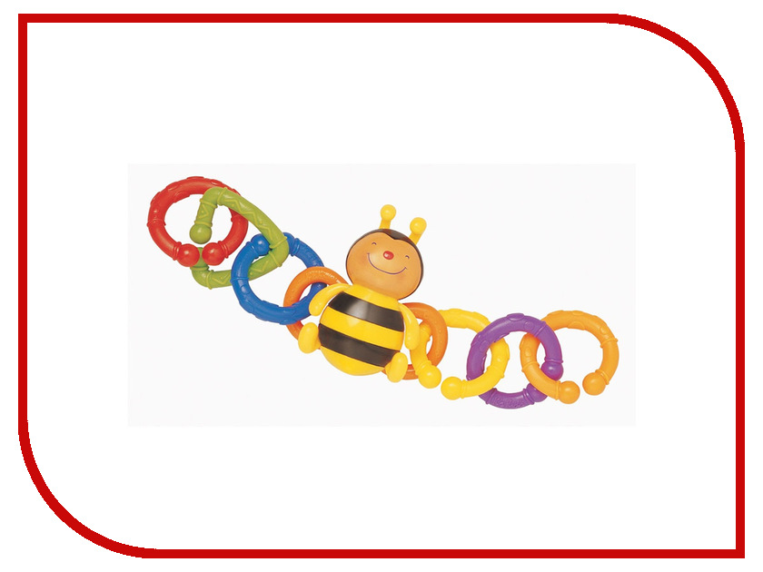 Игрушка Ks Kids Игрушка-подвес Пчелка KA308