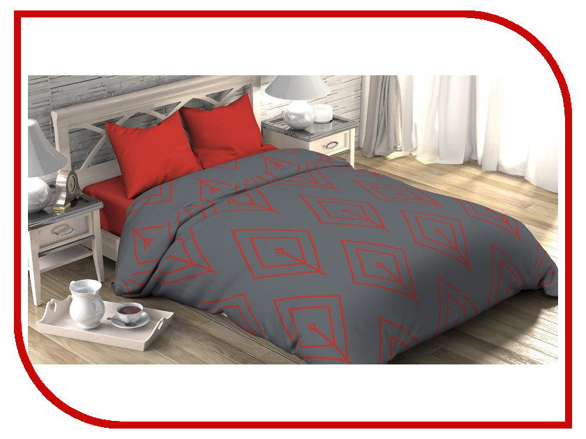 Постельное белье Этель Коралловый лепесток Комплект 2 спальный Поплин 2565803 постельное белье этель черничные ночи вид 2 комплект 1 5 спальный поплин 1534729 page 3