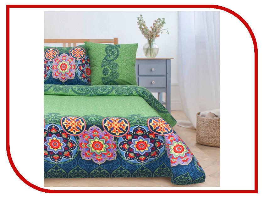 Постельное белье Этель Иллюзия Востока Комплект 2 спальный Поплин 1154342