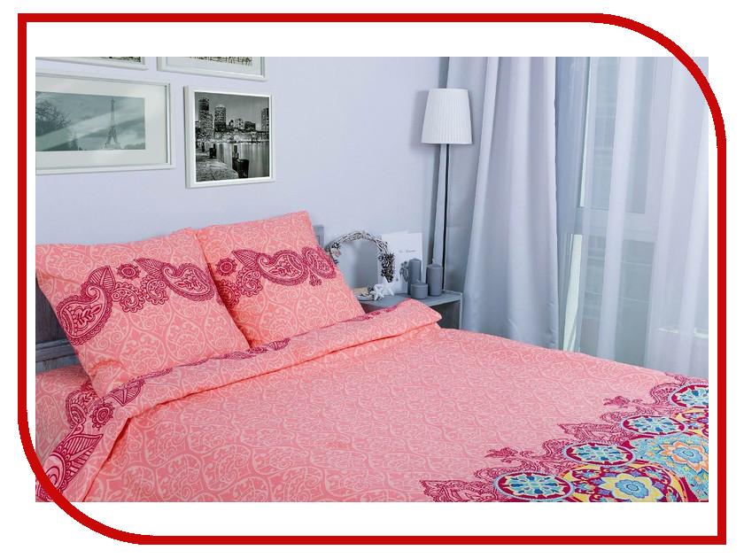 Постельное белье Этель Иллюзия Востока вид 2 Комплект 2 спальный Поплин 1154343
