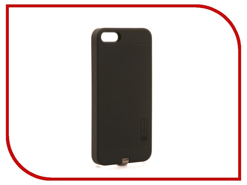 Аксессуар Чехол Nillkin Magic Qi Charge для iPhone 7 Black аксессуар чехол xiaomi mi6 nillkin magic black ml wr xm m6
